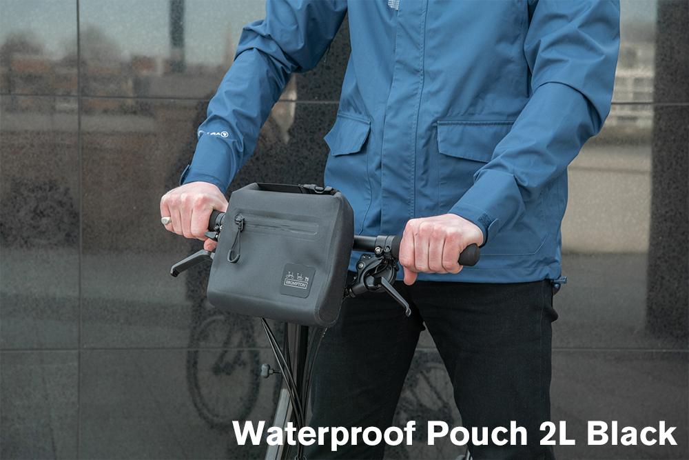 Waterproof Pouch 2L Black